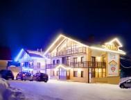Гостиница «Альпен Клаб» (Alpen Club)