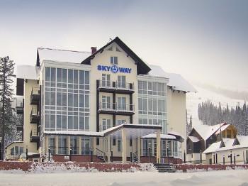 Гостиница «Скайвей» (Sky Way)