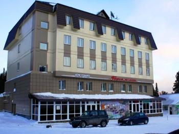 Отель «Снежный»