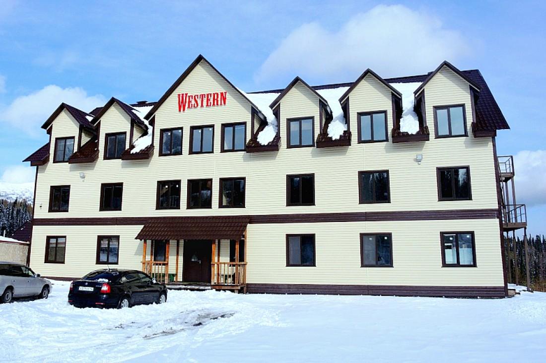 Отель «Western Hotel»