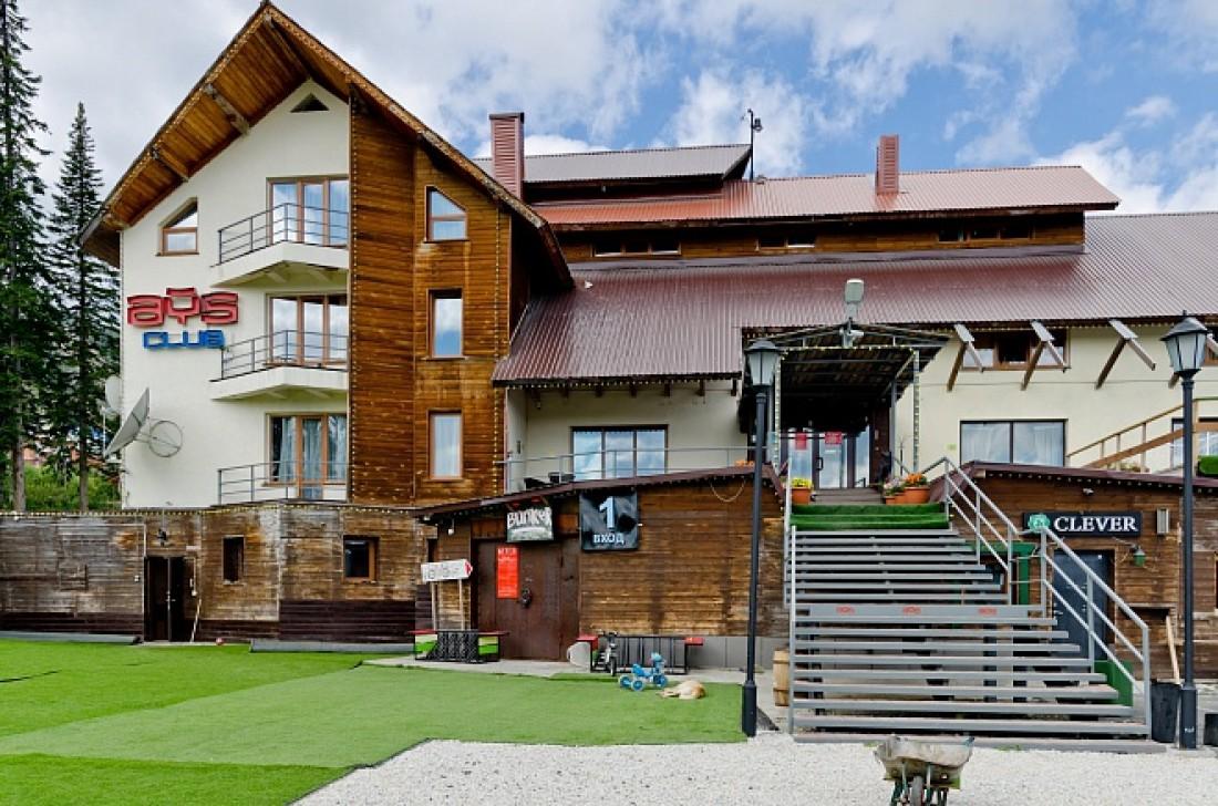 Гостиница - хостелл «Айс Клаб»