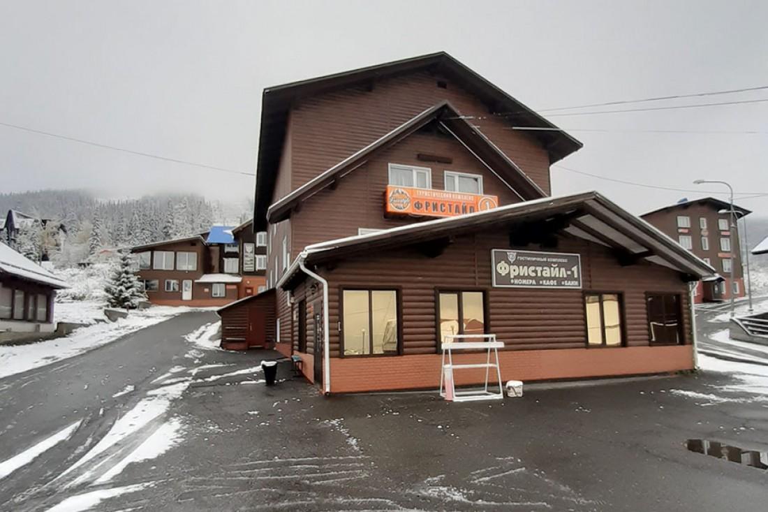 Гостиница «Фристайл 1»