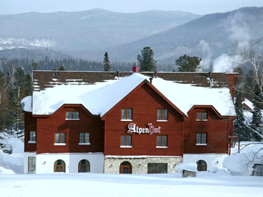 Гостиница «АльпенХоф»